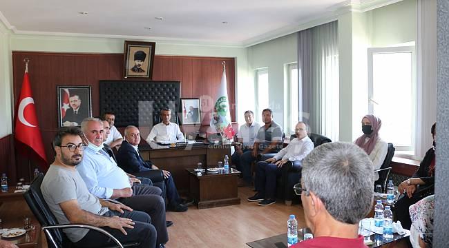 Kazancı'da Tekstil Atölyesinin açılması için adımlar atıldı