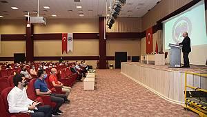 KMÜ'de Koruma Ve Güvenlik Hizmetleri Kapsamında Eğitimler Başladı