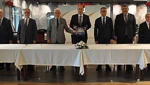 MEVKA ile bölge üniversiteleri arasında, teknogirişim dersleri işbirliği protokolü imzalandı