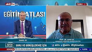 Rektör Namık Ak, Akit Tv'de KMÜ ve Karaman'ı Anlattı