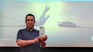 Şaşma'ya Trabzon ve İzmir'den İki Ayrı Ödül