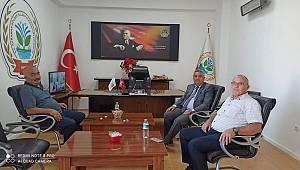 İl Müdürü Şahinbaş'tan Yaşar'a Hayırlı Olsun Ziyareti