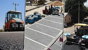 Karaman Belediyesi'nin çalışmaları farklı bölgelerde devam ediyor