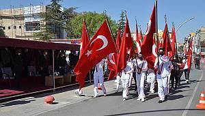 Karaman'da 30 Ağustos Zafer Bayramı coşkuyla kutlandı