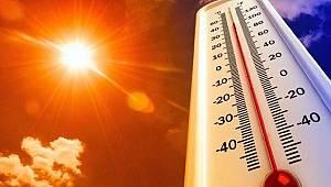 Karaman'da sıcaklıklar yükseliyor