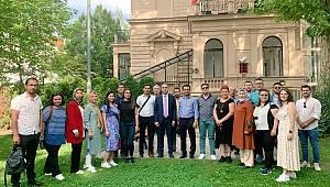 Karaman'daki eğitimciler, okul eğitimi alanında farklı uygulamaları görmek için Avusturya'ya gittiler