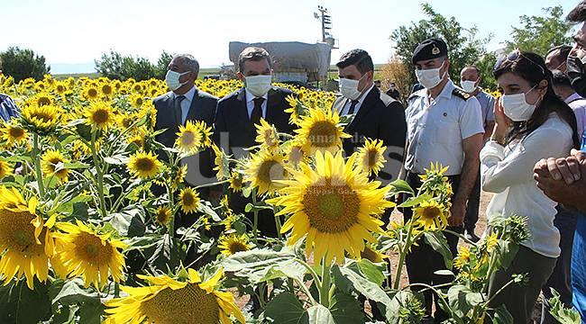 Karaman Valisi Işık Kazımkarabekir İlçesini Ziyaret Etti