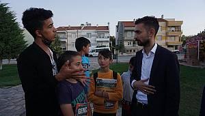 AK Gençlik'ten Mahalle Buluşmaları: Hürriyet
