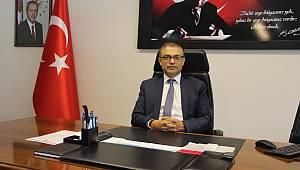 Bursa'nın Kestel İlçesine Karamanlı Kaymakam