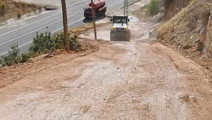 Ermenek'te Bağ Yolları Daha Kullanışlı Hale Getiriliyor