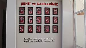 Kâzımkarabekir Kaymakamı Çıkrık'ın Şehit Ve Gazilerimize Olan Hassasiyeti