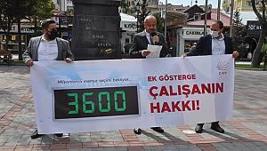 """Kağnıcı, """"3600 Ek Gösterge İçin Milyonlarca Memur CHP İktidarını Bekliyor"""""""