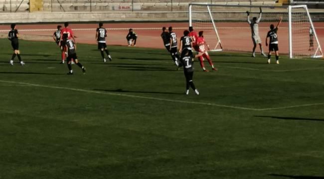 Karaman Belediyespor, 3 puana 3 golle ulaştı