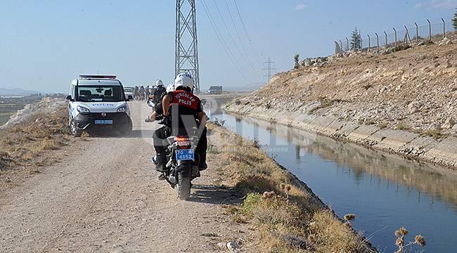 Karaman'da Sulama Kanalına Düşen Çocuk Boğuldu