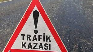 Karaman'da Trafik Kazası: 1Ölü, 20 Yaralı