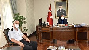 Karaman Jandarma Alay Komutanı Çetinkaya Görevine Başladı