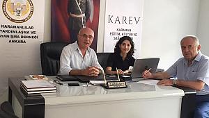 KAREV'den 100 Öğrenciye Burs Desteği