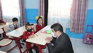 Kazımkarabekir'de İlköğretim Haftası Kutlandı