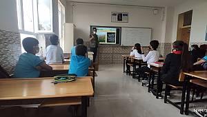 Okullarda Eğitimler Devam Ediyor
