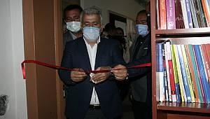 Tahsin Ünal Kütüphanesi Akçaşehir'de Açıldı