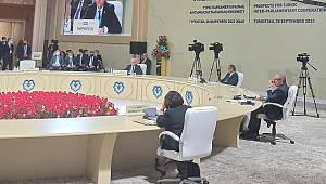 Vekil Şeker, Kazakistan'da TÜRKPA Genel Kuruluna Katıldı