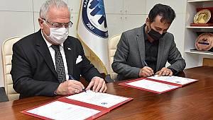 Yabancı uyruklu öğrencilere yönelik açılacak kurslar için protokol imzalandı