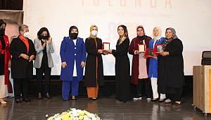 'Kadın Emeği Türkiye'nin İstikbali' programı Karaman'da düzenlendi