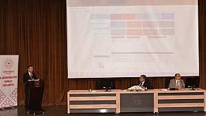 Karaman'da 2021 Yılında Kamu Yatırımları için 449 milyon 653 bin 390 TL Harcandı
