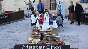Karaman'da Masterchef heyecanı yaşandı