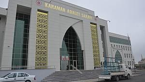 Karaman'da uyuşturucu operasyonunda 1 kadın tutuklandı