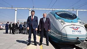 Karaman-Konya Hızlı Tren Hattının Açılışı İçin Yeni Bir Tarih Daha: 29 Ekim
