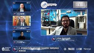 KMÜ Mezunu Erhan Demircioğlu Yeni Projesiyle Bir Başarıya Daha İmza Attı