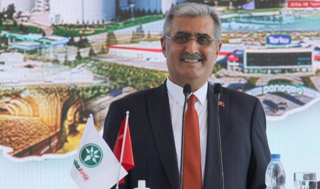 Konuk; Konya Şeker'den Çiftçiye 32 Milyon Liralık Motorin Avansı
