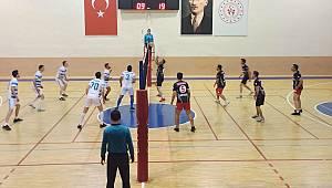 Kurumlararası Cumhuriyet Kupası Voleybol Turnuvası Başladı
