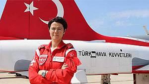 Türkiye'nin İlk Kadın Filo Komutanı Hemşerimiz Hava Pilot Yarbay Esra Özatay Oldu