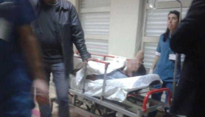 Havalı Kompresör Tabancası İle Şaka Hastanede Bitti