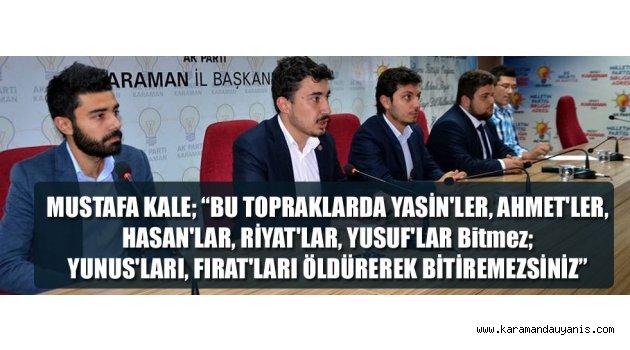 AK PARTİ GENÇLİK KOLLARI..