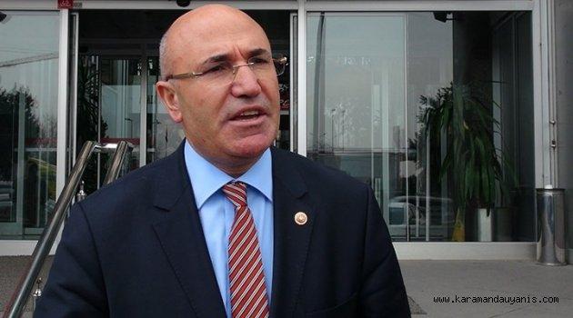 """CHP'Lİ TANAL; """"TÜRKİYE'NİN BİR TARIM PROBLEMİ VAR"""""""
