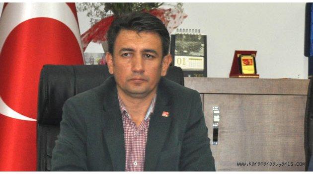 İL BAŞKANI ÜNVER, 'AKP GİDİCİDİR'