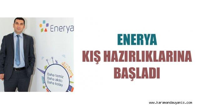 Enerya Karaman Gaz Dağıtım