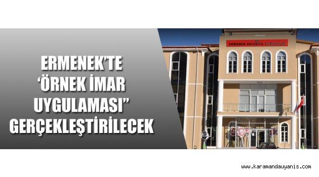 Ermenek İlçe Belediye Başkanlığı..