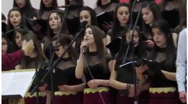 GÜZEL SANATLAR LİSESİ'NDEN TSM KONSERİ