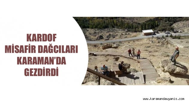 Karaman Doğa Sporları..