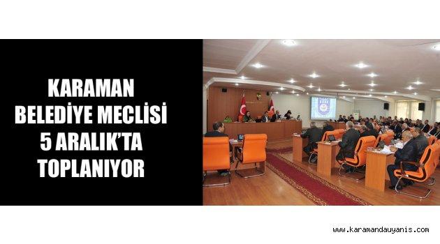 MECLİS GÜNDEMİ..