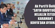 AK PARTİ KONGRE'YE GİDİYOR
