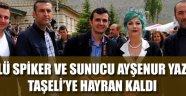 Ayşenur Yazıcı..