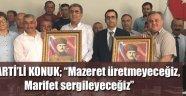 KAZIMKARABEKİR'E ZİYARET