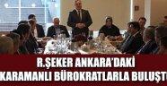 Milletvekili Recep Şeker