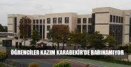 ÖĞRENCİLER KAZIM KARABEKİR'DE BARINAMIYOR!