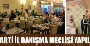 PARTİLİLER TOPLANDI